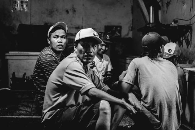 Street photography Indonesia