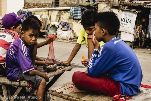 Fotografi jalanan Surabaya